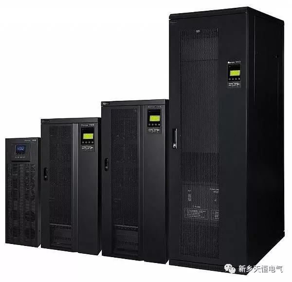 在环境适应性方面,高频机要优于工频机 高频机是以微处理器作为处理控制中心,将繁杂的硬件模拟电路烧录于微处理器中,以软件程序的方式来控制UPS的运行。因此,体积、重量等方面都有明显的降低,噪音也较小,对空间、环境影响小,因此比较适合于对可靠性要求不太苛刻的办公场所。正因为如此,许多厂家的中小功率UPS普遍推出了高频机。 在负载对零地电压的要求方面,工频机要优于高频机 大功率三相高频机零线会引入整流器并作为正负母线的中性点,这种结构就不可避免地造成整流器和逆变器高频谐波耦合在零线上,抬升零地电压,造成负载端零